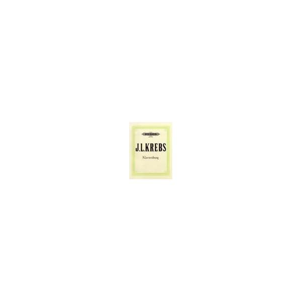 Krebs, Johann Ludwig - Piano Exercises: Klavierubung