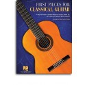 First Pieces For Classical Guitar - Phillips, Mark (Editor)