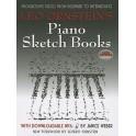 Ornstein, Leo - Piano Sketchbooks