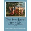 Jenson, Niels Peter - Sonata in G major