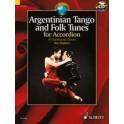Argentinian Tango & Folk Tunes for Accordion.