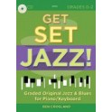 Crosland, Ben - Get Set Jazz, Grades 0-2