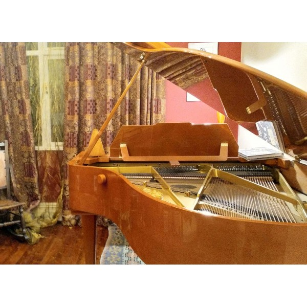 Schimmel 182 Diamond Edition Grand Piano in Swiss Pear in show home