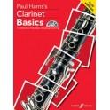 Harris, Paul - Clarinet Basics (New Edition)