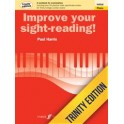 Harris, Paul - Improve Your Sight-Reading! Piano Grade Initial