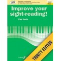 Harris, Paul - Improve Your Sight-Reading! Piano Grade Two Trinity edition