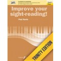 Harris, Paul - Improve Your Sight-Reading! Piano Grade Three Trinity edition