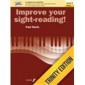 Harris, Paul - Improve Your Sight-Reading! Piano Grade Five (Trinity edition)