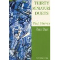 Harvey, Paul - Thirty Miniature Duets