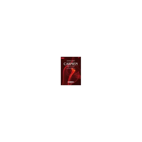 Bizet, Georges - Carmen (Urtext Vocal Score)