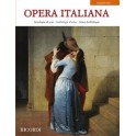 Opera Italiana: Anthology of Baritone Arias