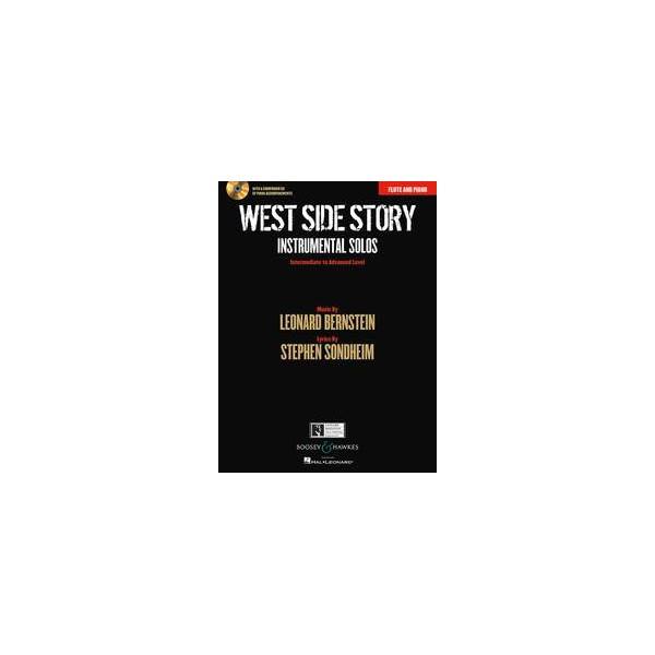 Bernstein, Leonard - West Side Story (Flute)