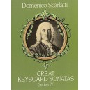 Domenico Scarlatti: Great Keyboard Sonatas Series IV - Scarlatti, Domenico (Artist)