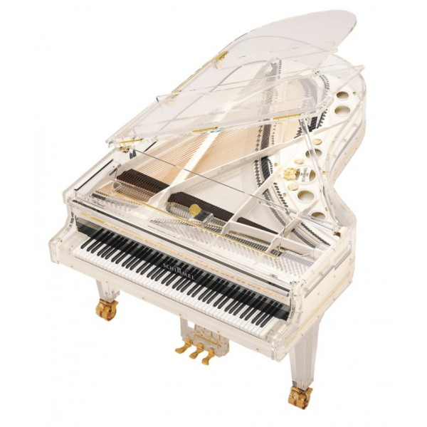 Schimmel Konzert K213G Glass Grand Piano