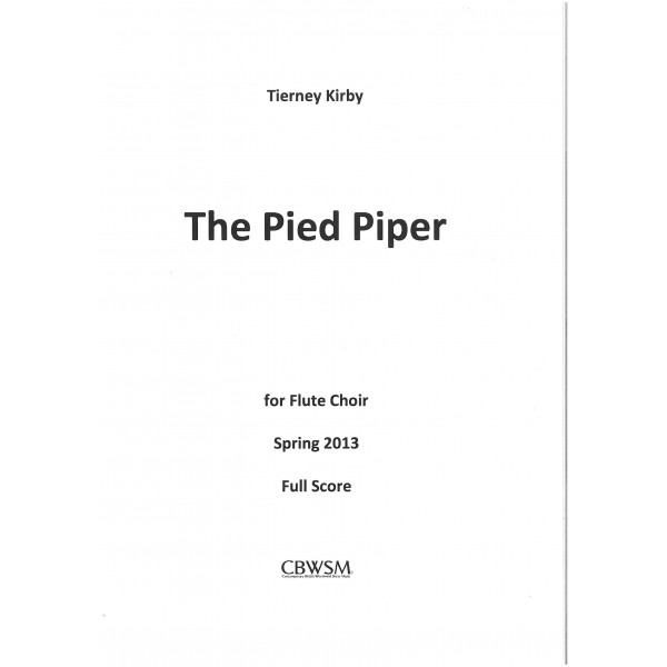Kirby, Tierney - The Pied Piper