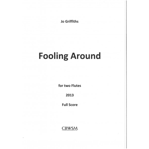 Griffiths, Jo - Fooling Around