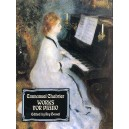 Emmanuel Chabrier: Works For Piano - Chabrier, Emmanuel (Composer)