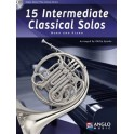 Fifteen Intermediate Classical Solos for Horn