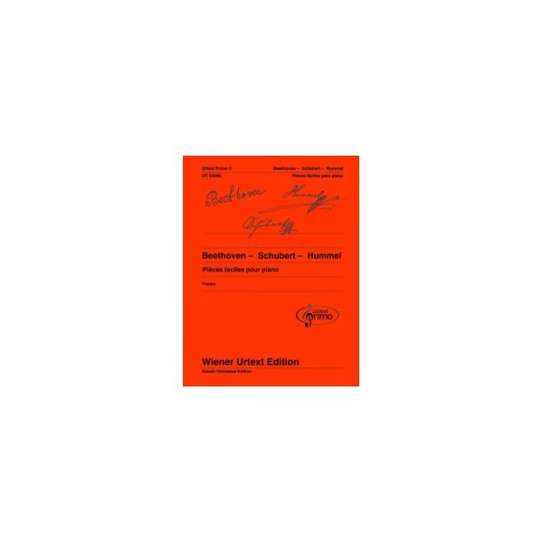 Wiener Urtext Primo Vol.3: Easy Piano Pieces