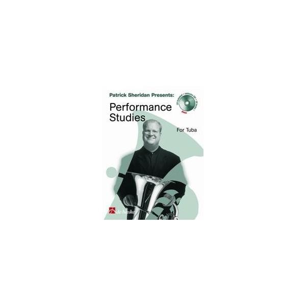 Performance Studies for Bass Tuba