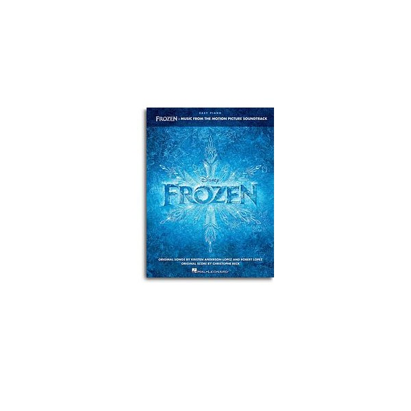 Easy Piano: Frozen: Music From The Motion Picture Soundtrack