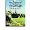 Rachmaninoff, Serge - Complete Preludes & Etudes-Tableaux