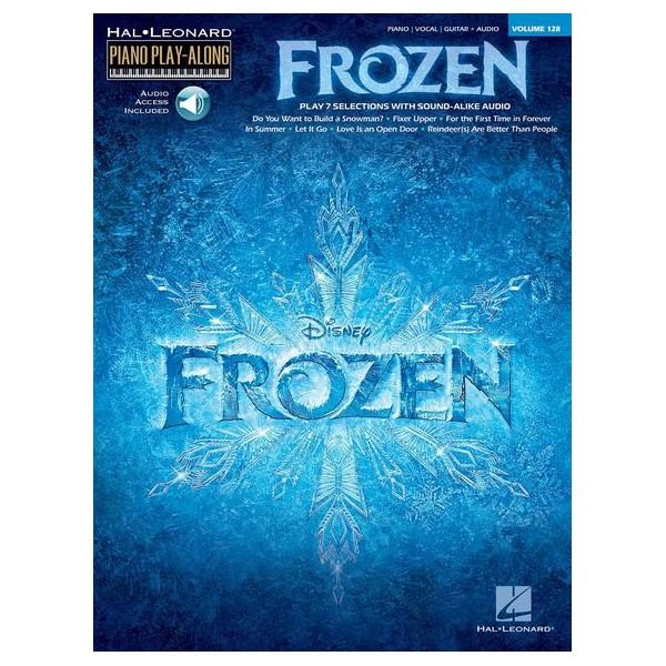 Piano Play-Along Volume 128: Frozen -