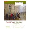 Faure, Gabriel - Vocalises
