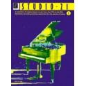 Studio 21 for Piano, Book One