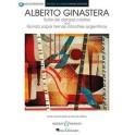 Ginastera, Alberto - Suite de danzas criollas...