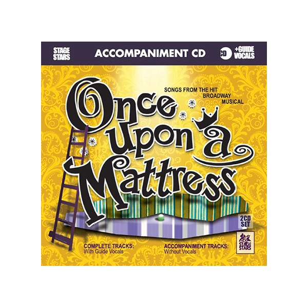 Once Upon a Mattress - Backing Tracks from the Musical - Stage Stars