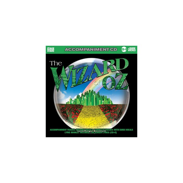 The Wizard of Oz - backing tracks from the musical - Stage Stars