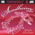 Sondheim Solos - Female Selections - Backing Tracks - Stage Stars