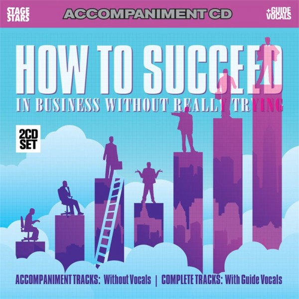 How to Succeed in Business Without Really Trying - Musical Backing Tracks - Stage Stars