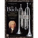 J.S. Bach - Two Part Inventions and Other Masterworks for Two Trumpets - Music Minus One play-a-long edition