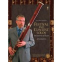 Festival and Contest Solos for Bassoon and Piano - Music Minus One play-a-long edition