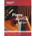 Trinity Piano Exams 2015-17 Initial