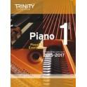 Trinity Piano Exams 2015-17 Grade One