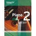 Trinity Piano Exams 2015-17 Grade Two