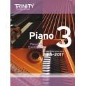 Trinity Piano Exams 2015-17 Grade Three