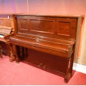 Steinway Model K Upright Piano Mahogany - c1932