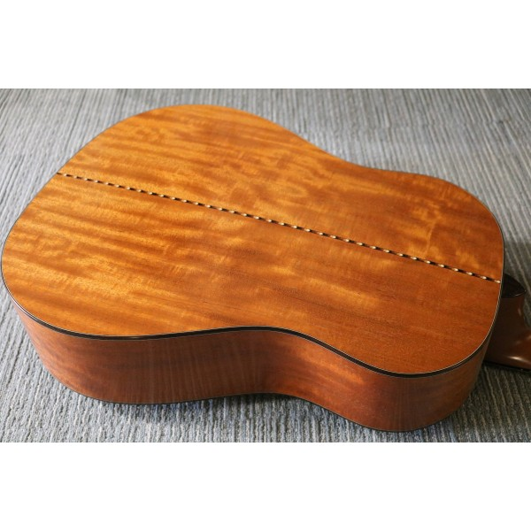 Patrick James Eggle Kanuga Mahogany acoustic guitar