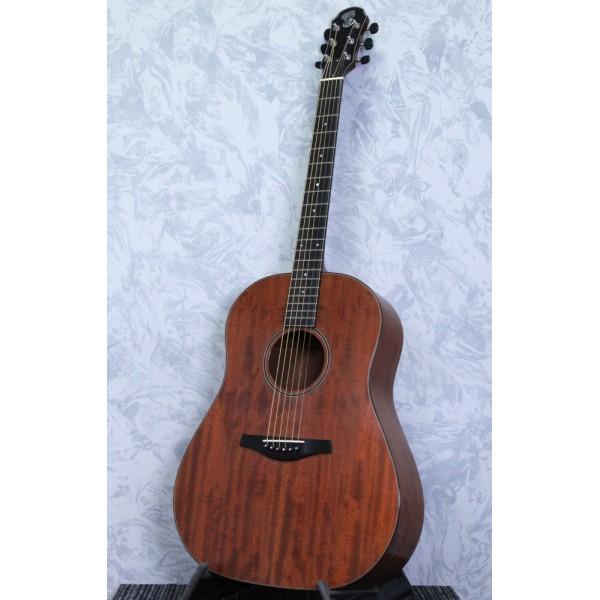 Patrick James Eggle Kanuga Mahogany acoustic guitar
