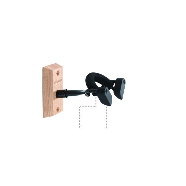 Hercules DSP57WB Violin Wall Hanger