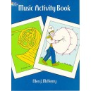 Music Activity Book - McHenry, Ellen J. (Author)