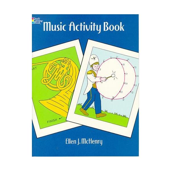 Music Activity Book - McHenry, Ellen J. (Author)