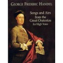 Handel, G F - Songs And Airs from The Great Oratorios For High Voice
