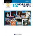 Hal Leonard Instrumental Play-Along: 12 Smash Hits (Flute) -