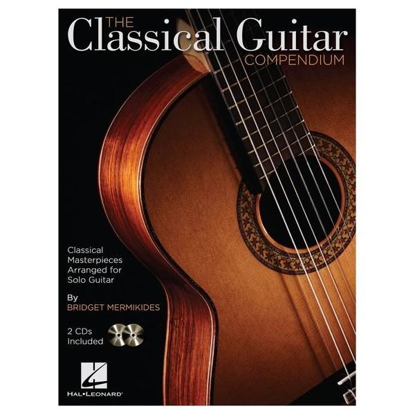 The Classical Guitar Compendium - Mermikides, Bridget  (Artist)
