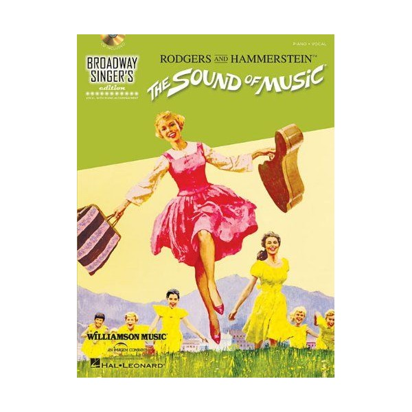 Broadway Singers Edition: The Sound Of Music  - Rodgers & Hammerstein (Composer)
